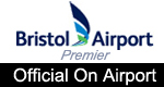 Bristol airport Premier car park 
