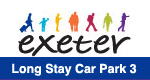 Exeter Airport Long Stay Car Park 3