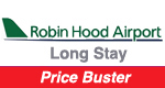 Long Stay at Robin Hood Airport