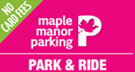 Maple Manor Park and Ride Southampton airport