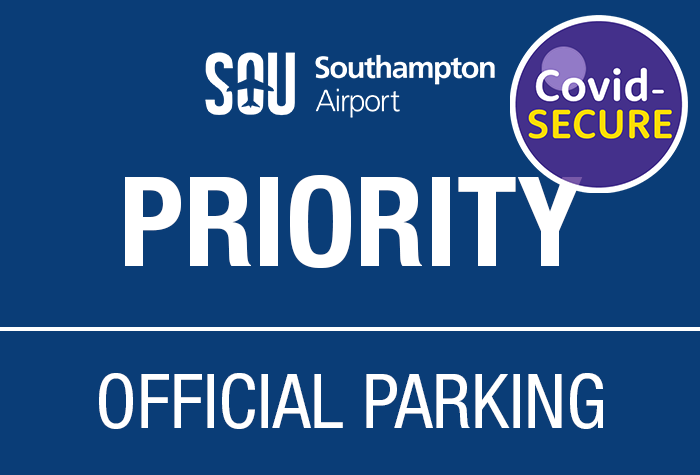 Priority Parking at Southampton Airport
