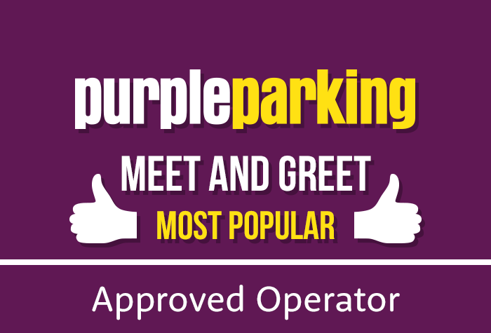 Purple Parking Meet and Greet at Gatwick Airport
