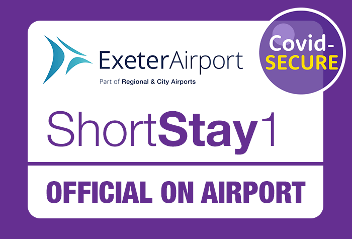 Short Stay 1 at Exeter Airport