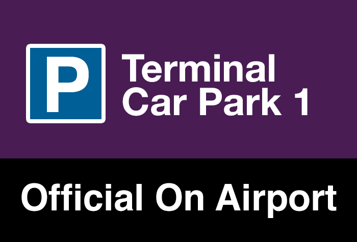 Terminal Car Park 1 at Luton Airport