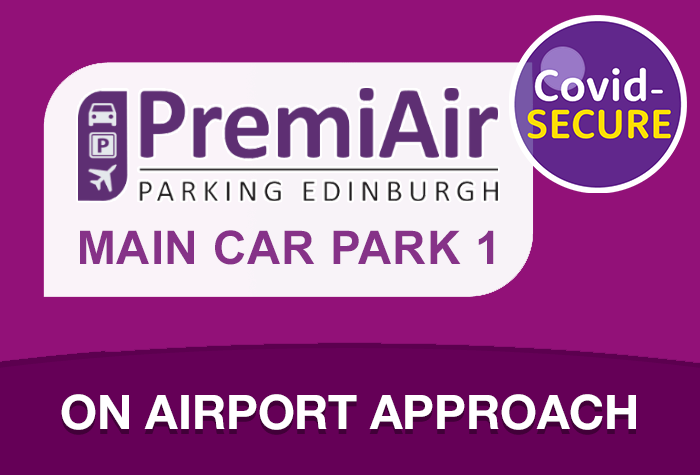 PremiAir Parking at Edinburgh Airport