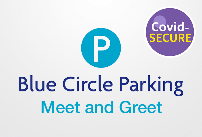 Blue Circle Parking Meet and Greet at Luton Airport