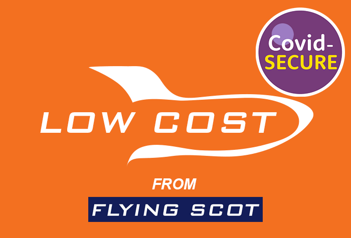 Low Cost Flying Scot Edinburgh Airport