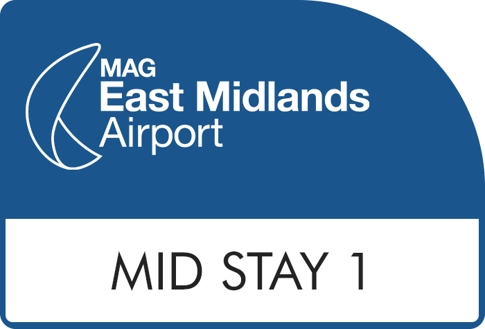 East Midlands Airport Mid Stay 1
