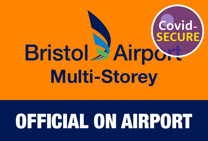 Multi Storey Parking at Bristol Airport