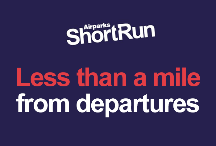 Airparks ShortRun at Luton Airport