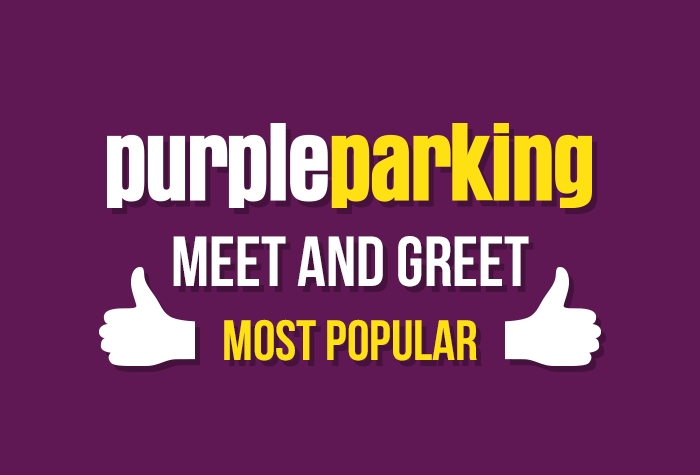 Purple Parking Meet & Greet at Gatwick Airport