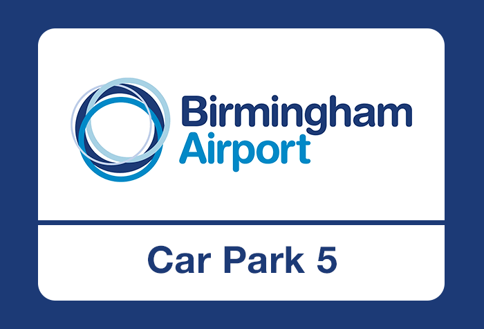 Car Park 5 at Birmingham Airport