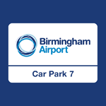 Car Park 7 at Birmingham Airport