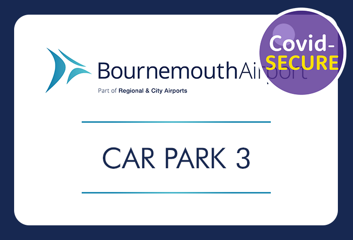 Car Park 3 at Bournemouth Airport