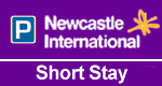 Short Stay Car Park at Newcastle Airport