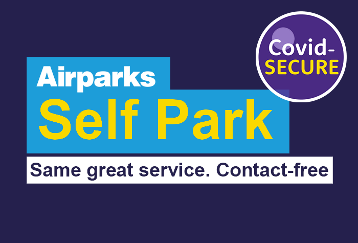 Airparks Self Park at Birmingham Airport