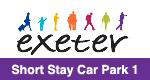 Short Stay at Exeter Airport